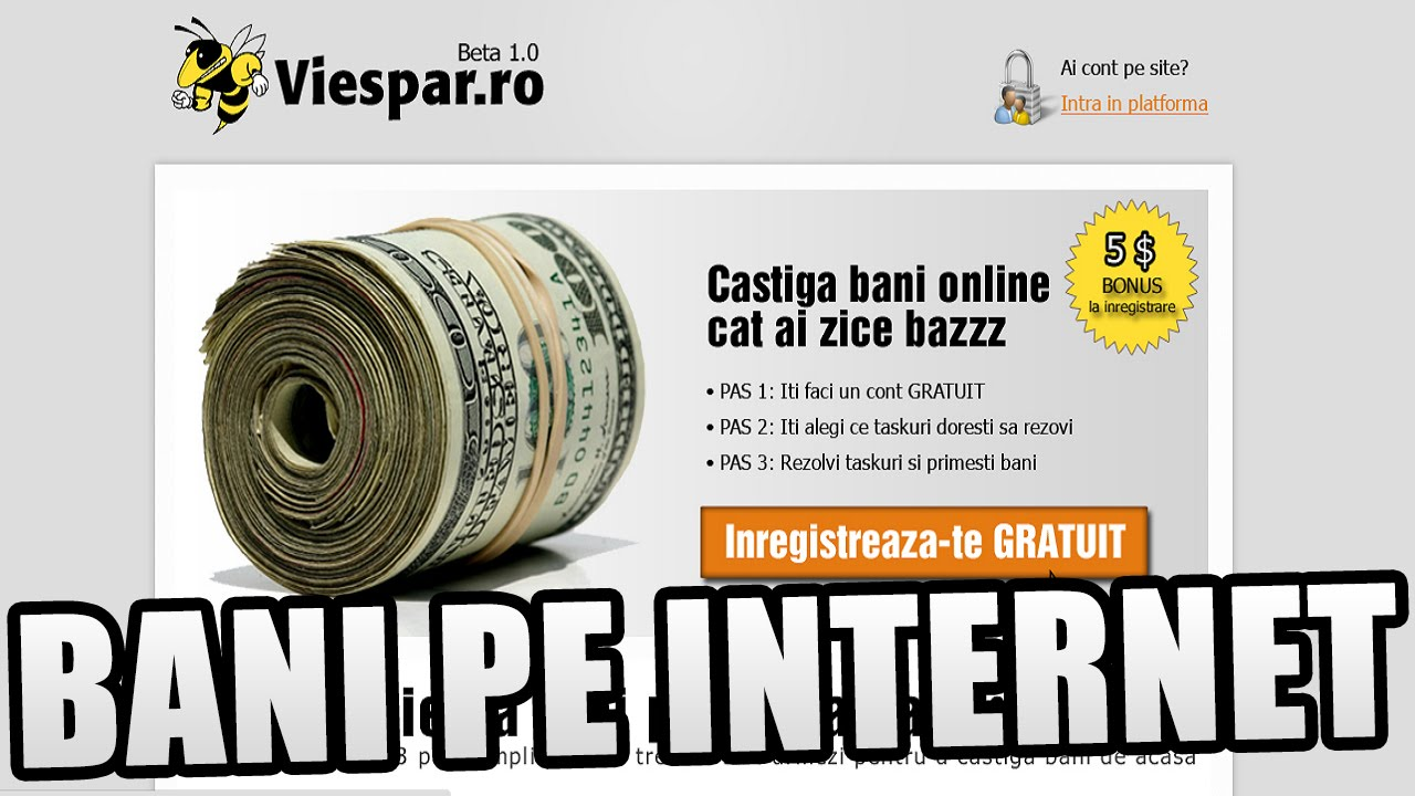 faceți bani pe Internet pe ucoz