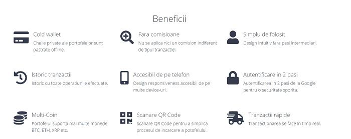 transfer bitcoin fără comision)