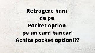 retragerea banilor din opțiunile binare video)