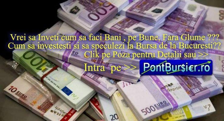 cum să câștigi bani pe bursă prin internet)