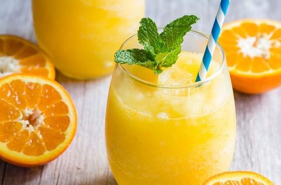 opțiunea de suc de portocale