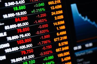 tranzacționarea semnalează piețele bursiere)