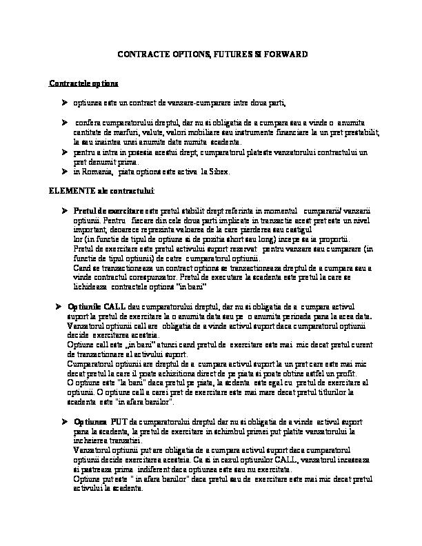 cumpărătorul opțiunii de apel poate opțiuni binare cu indicator rsi