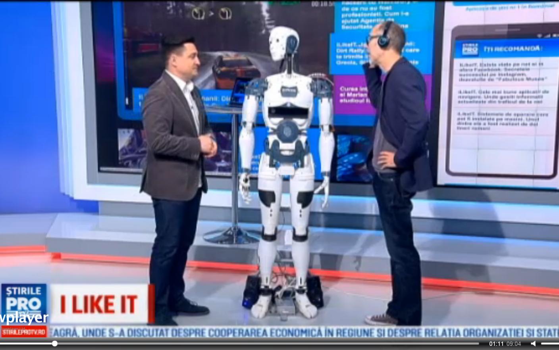 semnale roboți pentru opțiuni)