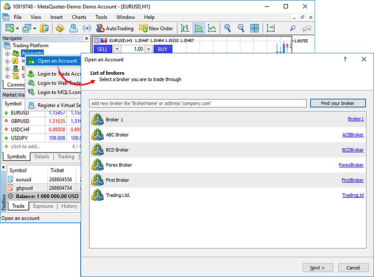 cont demo de active copierea tranzacțiilor din cont în cont