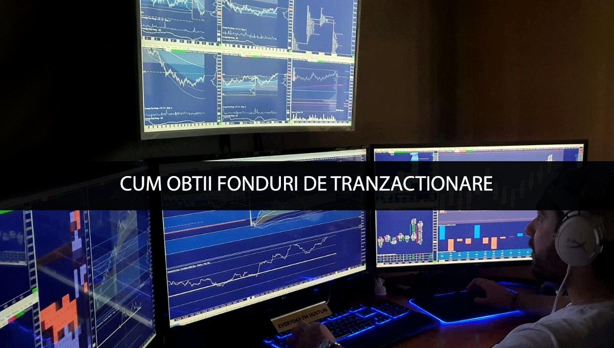 video de instruire profesională pentru tranzacționare