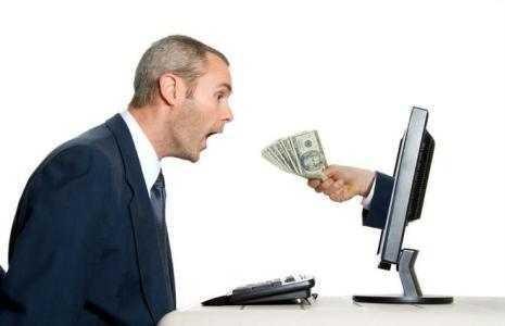 lucrați pe Internet fără a investi în dolari