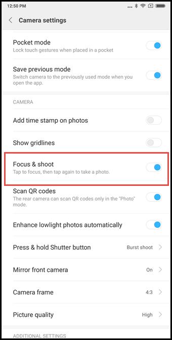 Despre funcțiile camerei pe dispozitivul tău iPhone