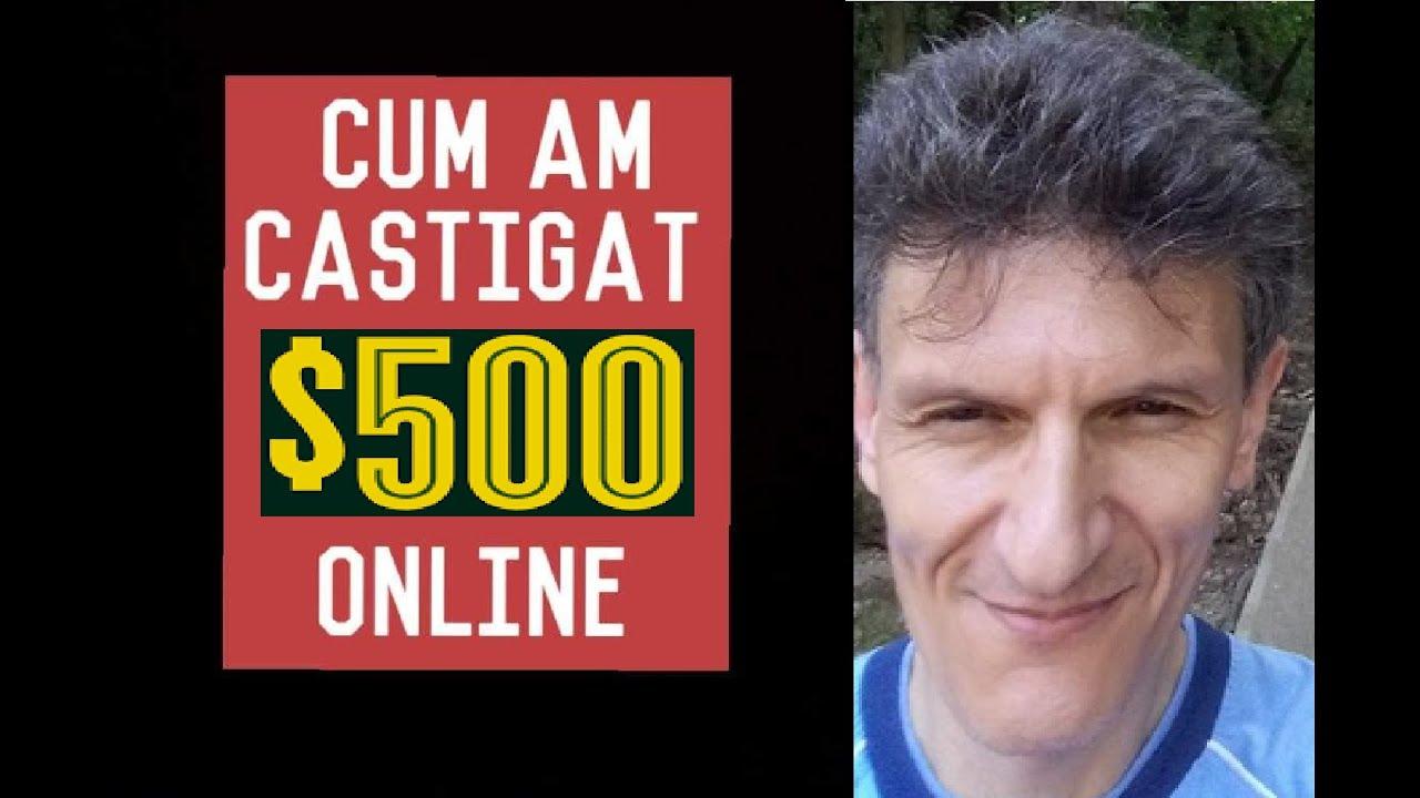 cum să faci bani acasă pe pagina ta)