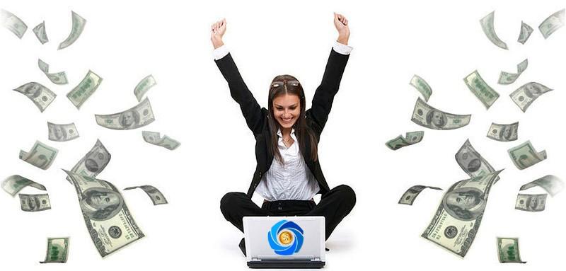 Cum poti sa faci bani pe internet fara sa depui mare efort.....(testat )