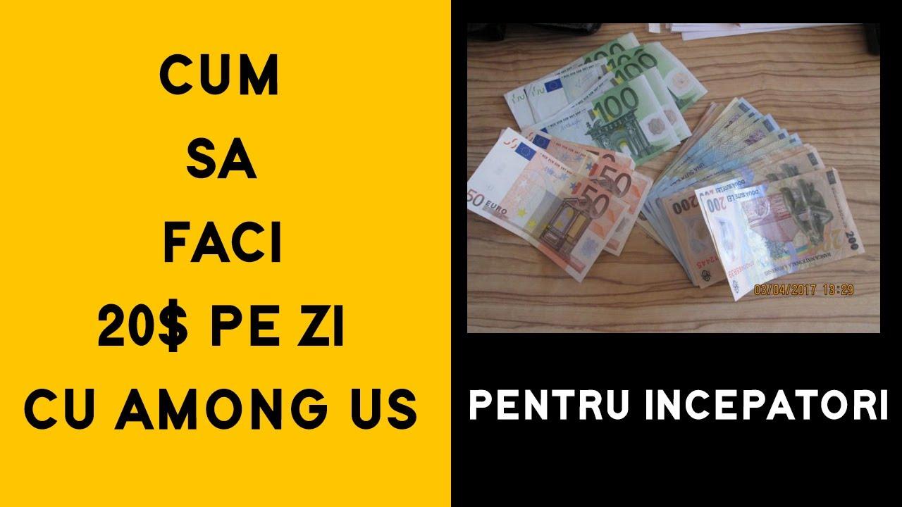 cum să faci un începător fără bani)