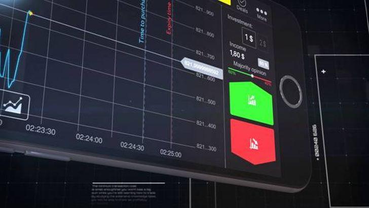 Un sfert din tranzacţiile de pe Bursă se fac prin platforme online, iar interesul este în creştere