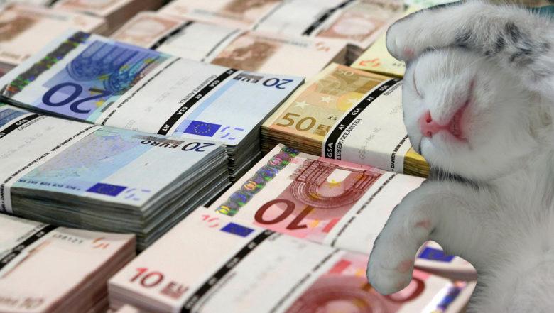 este ușor să faci bani)