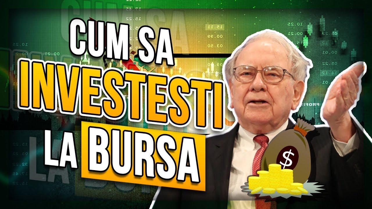 cum să faci bani pe bursa electronică)