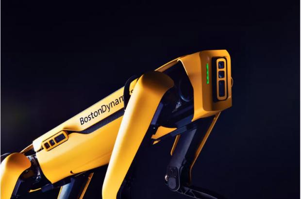 construirea de roboți comerciali