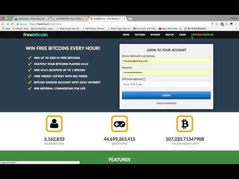 câștigă bitcoin fără intrare