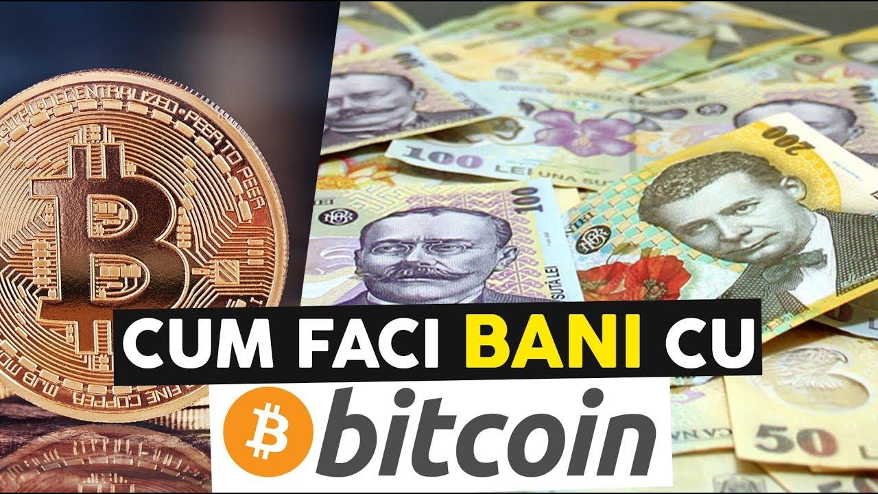 cine face cu adevărat bani pe bitcoin