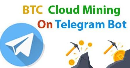 Telegram free bitcoin bot free payment no invest south africa