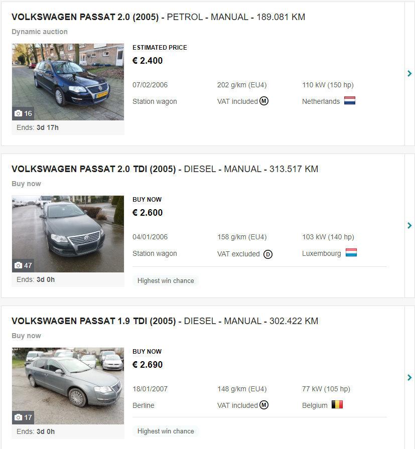 18 mașini noi ce pot fi cumpărate la prețuri mici în