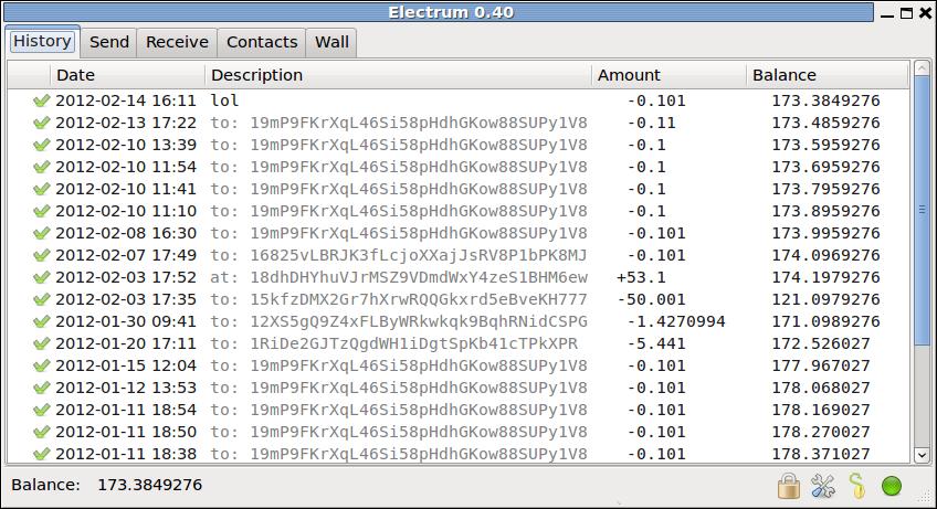 Electrum Bitcoin Wallet Download APK Android | Aptoide