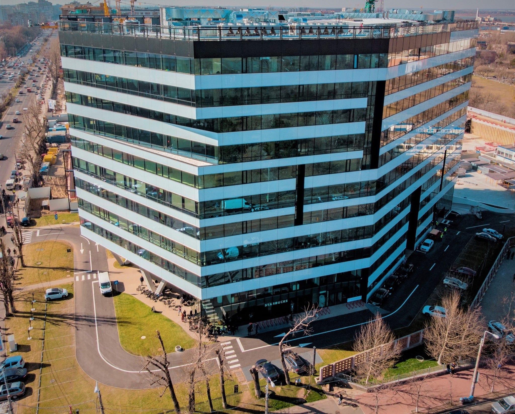Cushman & Wakefield Echinox preia administrarea clădirii de birouri Eminescu Office din Bucureşti
