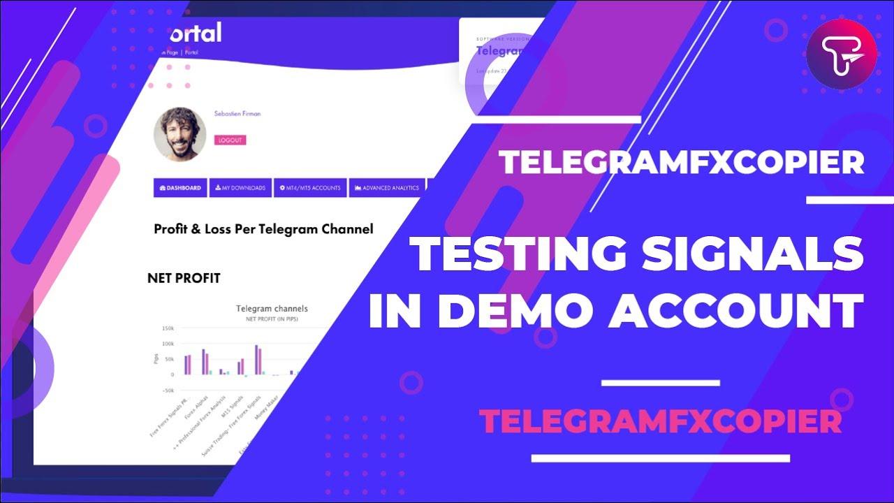 telegrama forex
