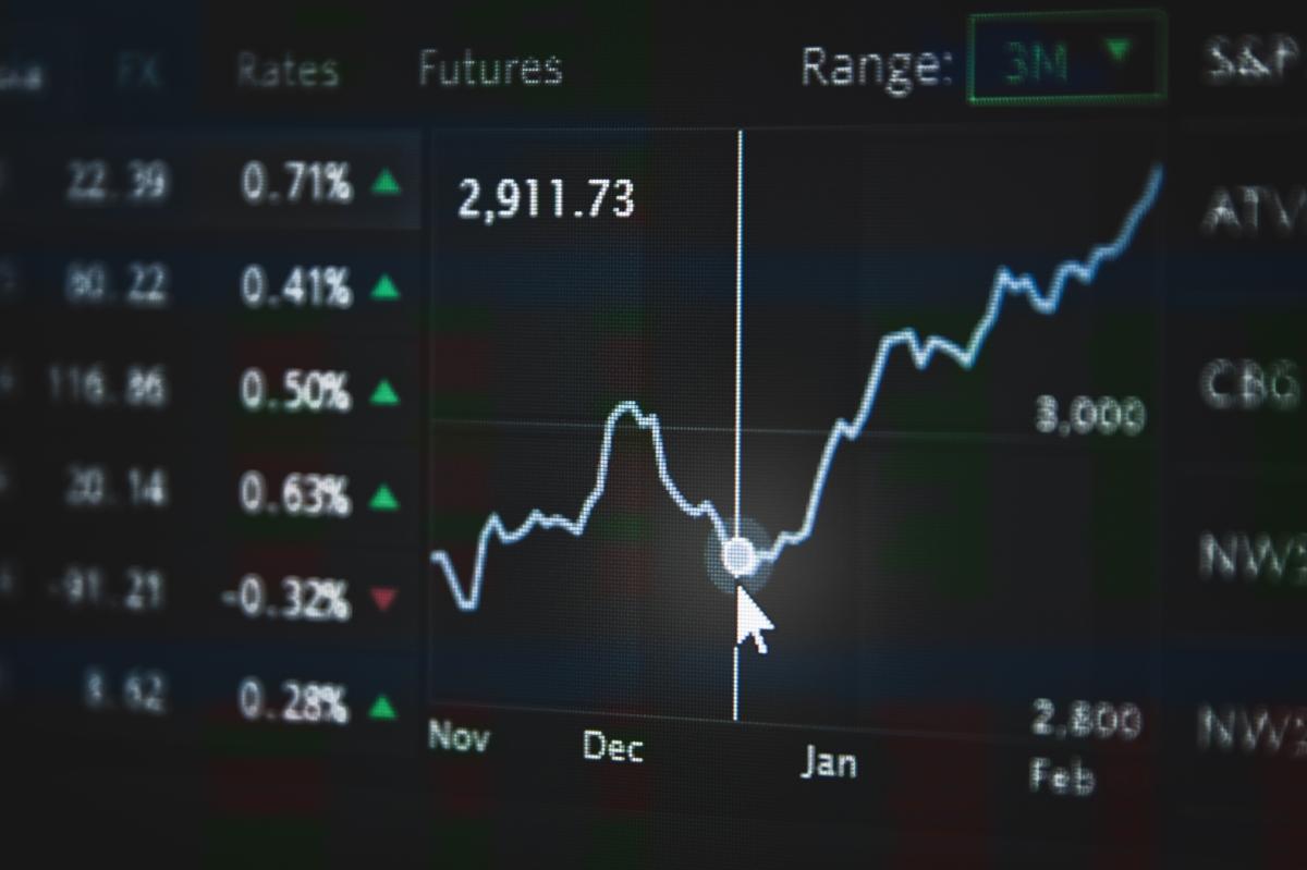 grafice pentru opțiuni binare în timp real)