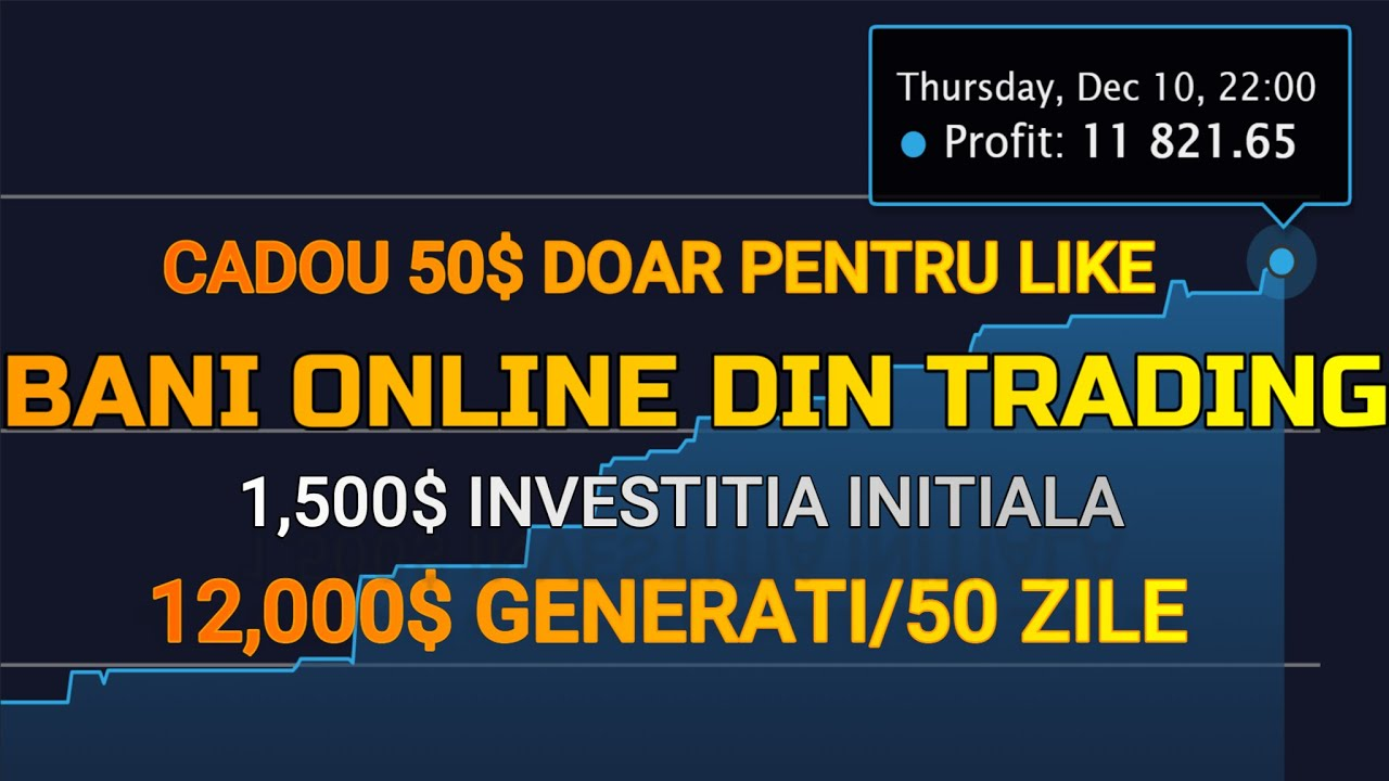găsirea investitorilor pentru opțiuni binare)