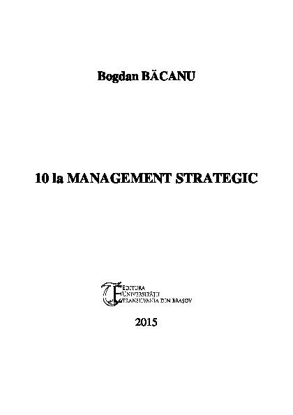 indicator de corelare a strategiei