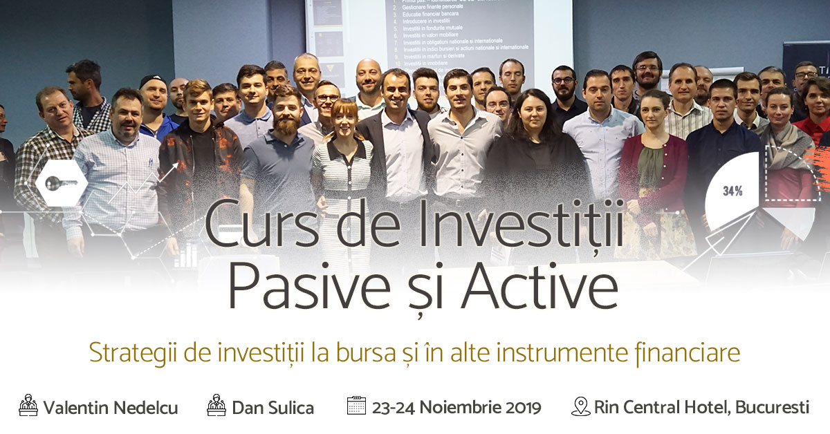 investiții în active reale și financiare