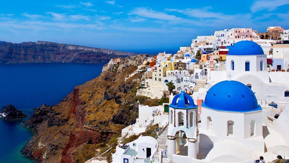 Grecia | Roaming | Orange