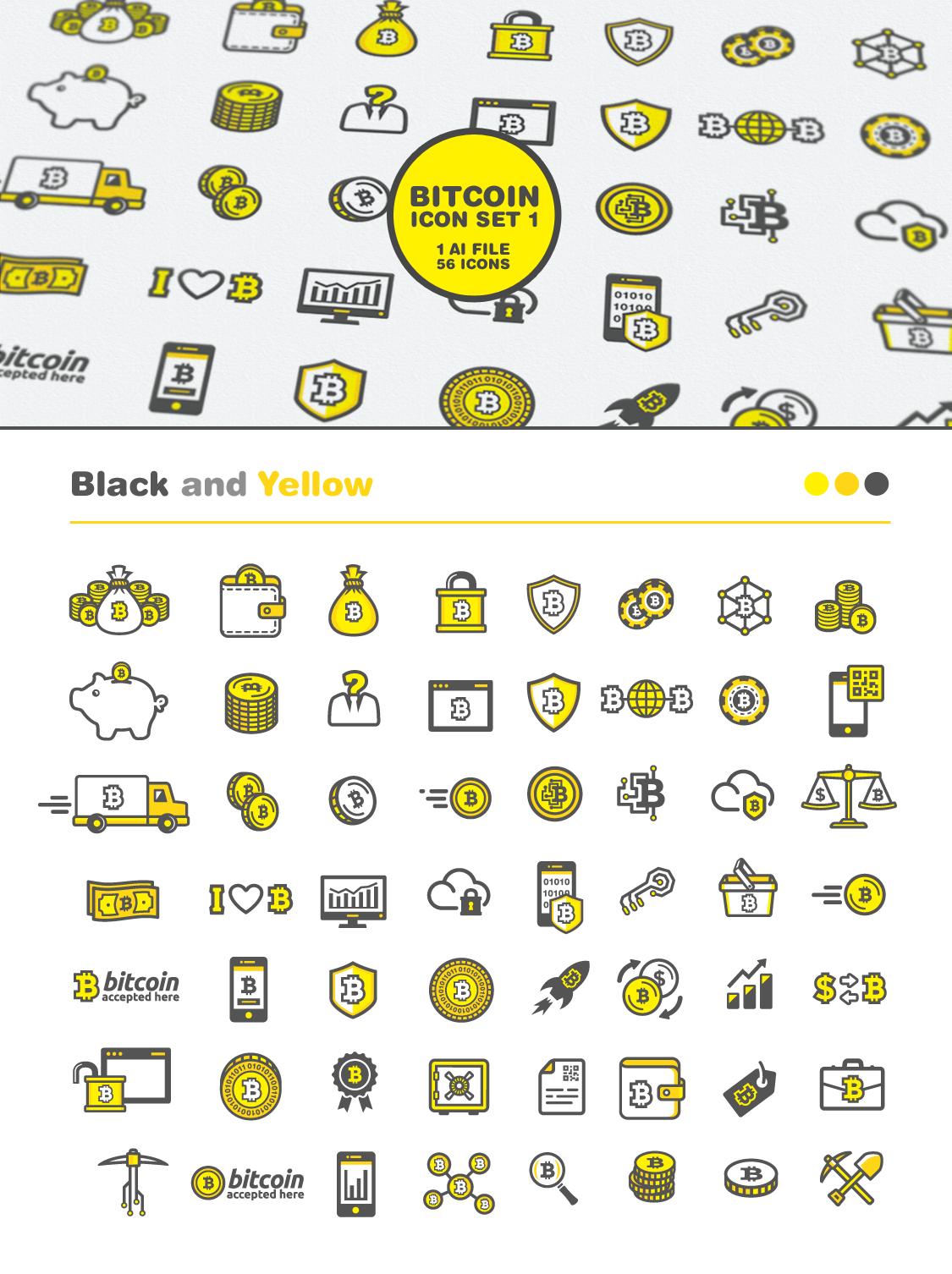 pictograma bitcoin)