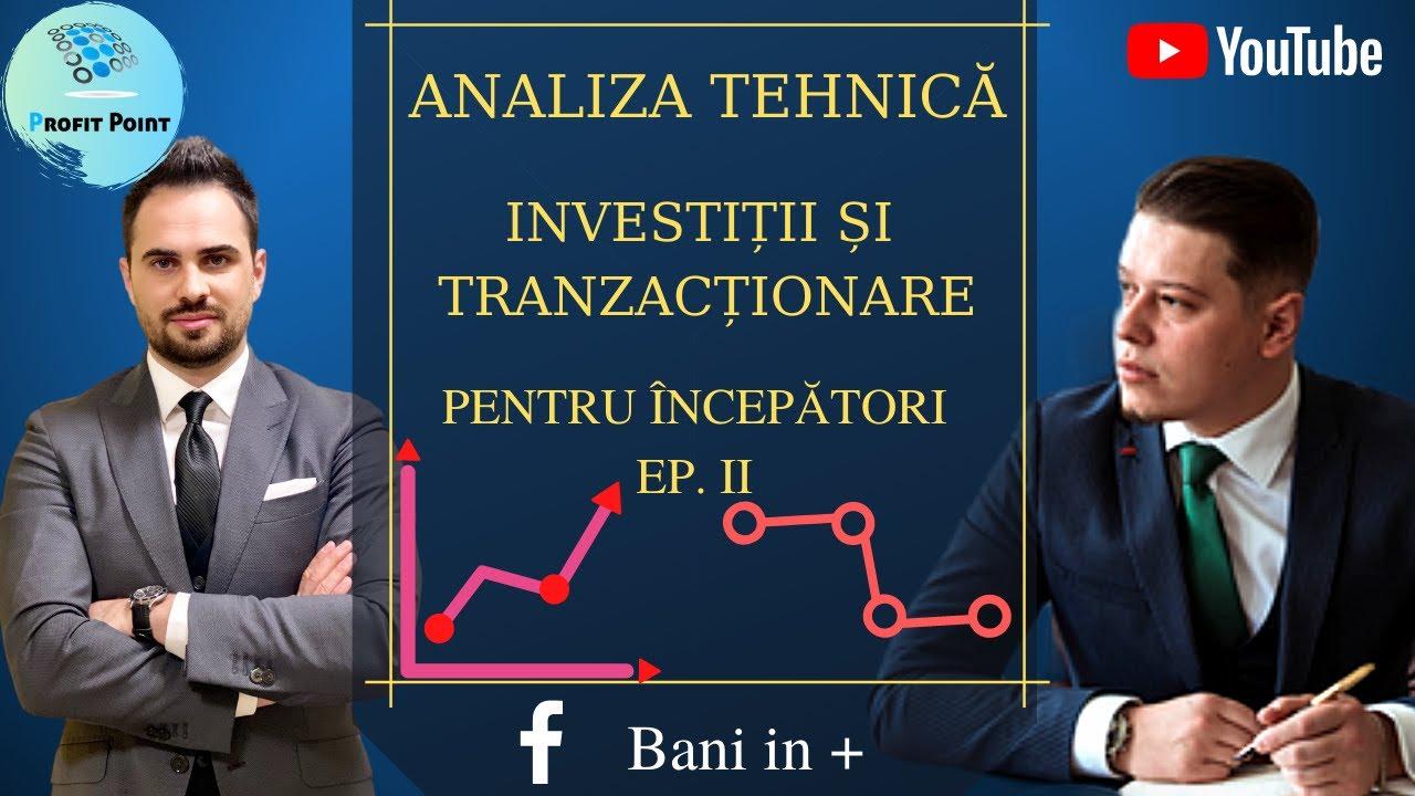 piețele financiare și investițiile