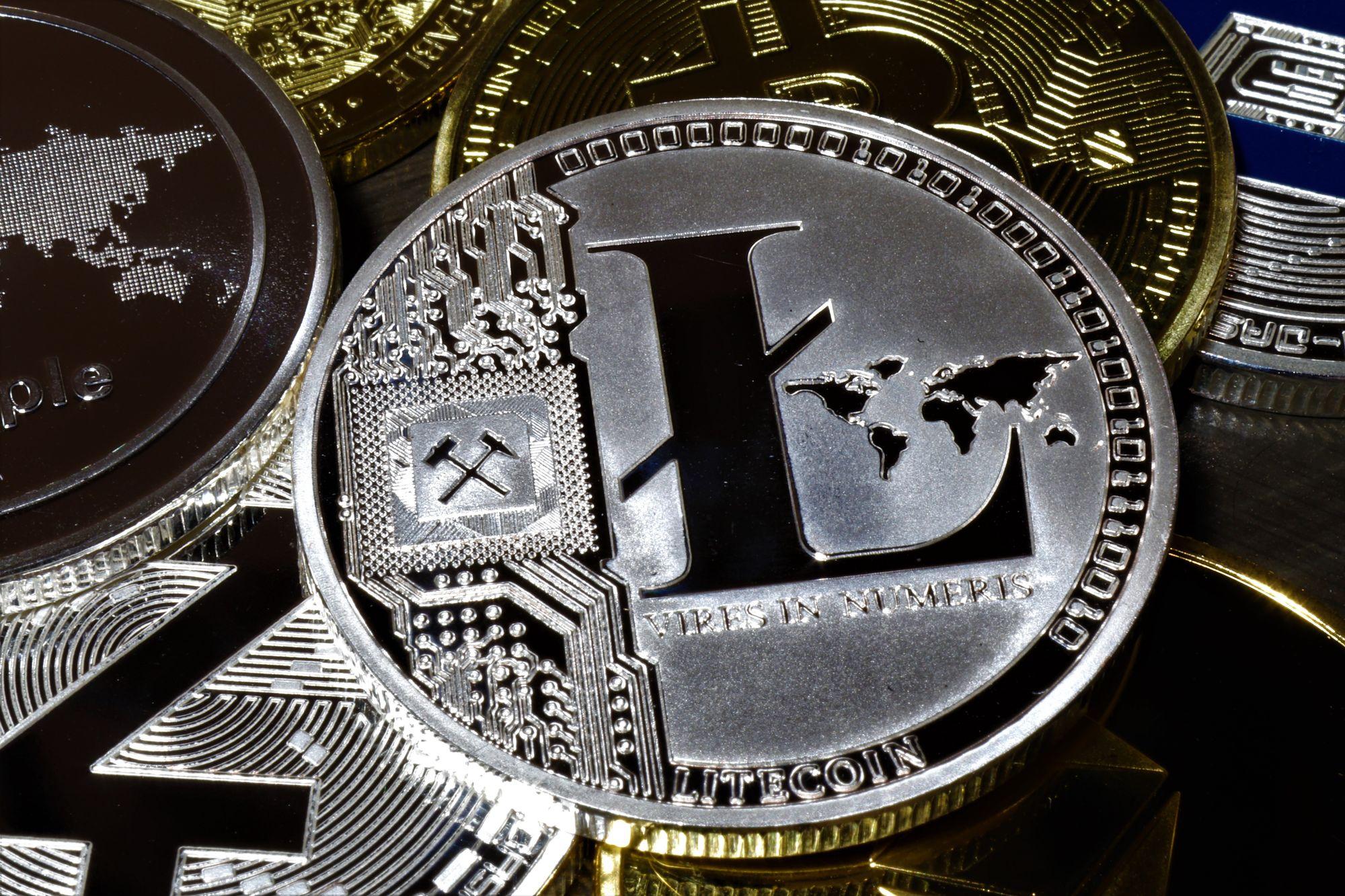predicție preț criptomonedă litecoin