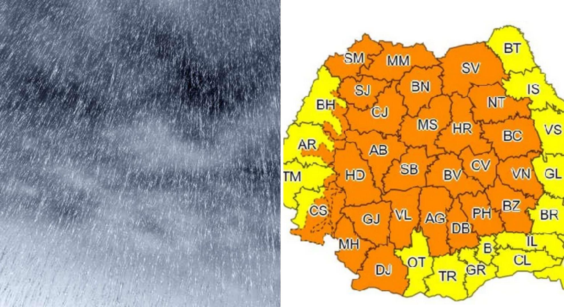 Prognoza meteo pentru București: Temperaturi de până la 38 de grade ziua și nopți tropicale