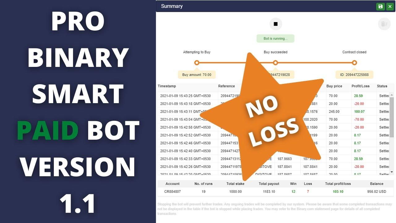 robot binar bnomo)